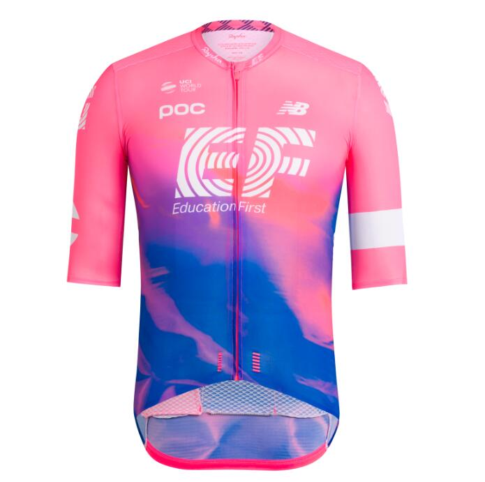 EF Education First PRO TEAM AERO 2019 Kortärmad cykeltröja